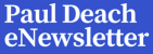 Paul Deach eNewsletter